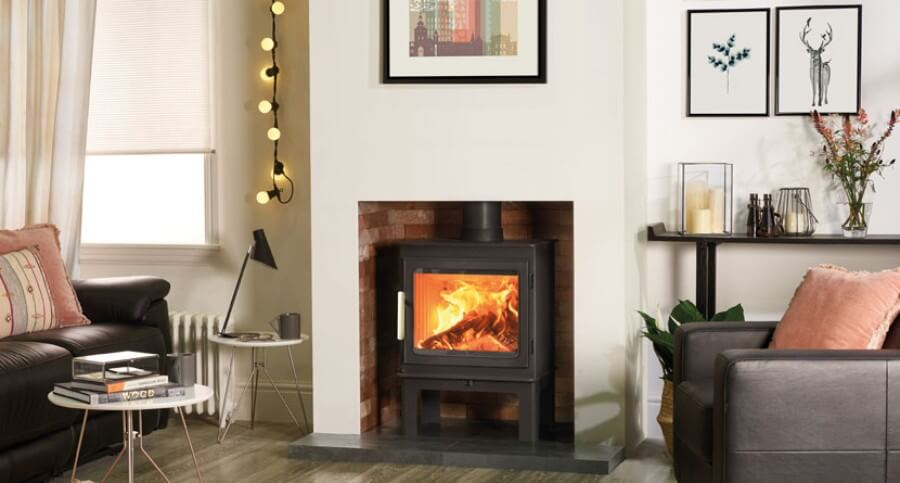 wood burners Romsey