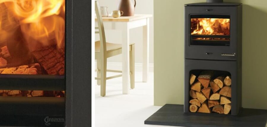 wood burners Wiltshire