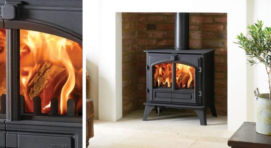 wood burners Poole