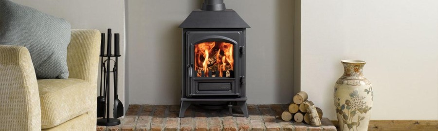 wood burners Andover